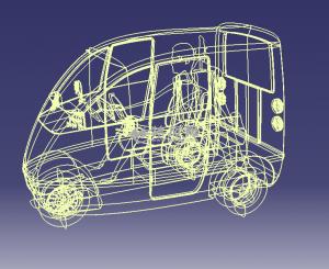 电动三轮车的产品设计已成企业转型发展新的突破口